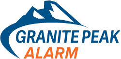 Granite Peak Alarm Logo
