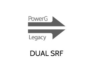 Dual PowerG SRF Network for Home Security with Granite Peak Alarm