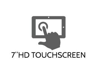 Home Security Touchscreen Panel from Granite Peak Alarm