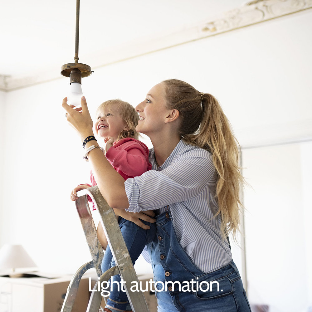 Lighting automation with home security from Granite Peak Alarm